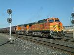 BNSF Eastbound grain train