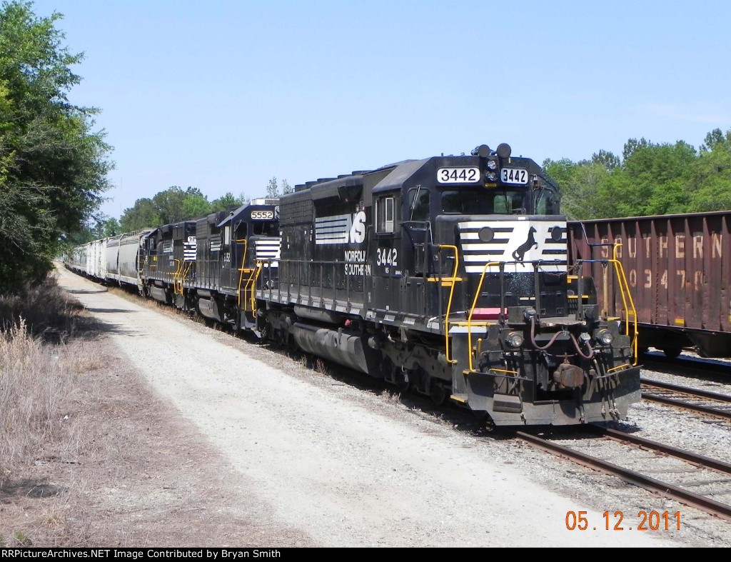 NS local power tied up