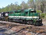 NS coal train power