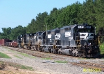 NS local and coal train power