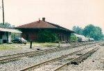 Old Southwestern depot