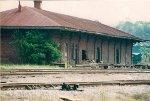 Old Southwestern Railroad depot