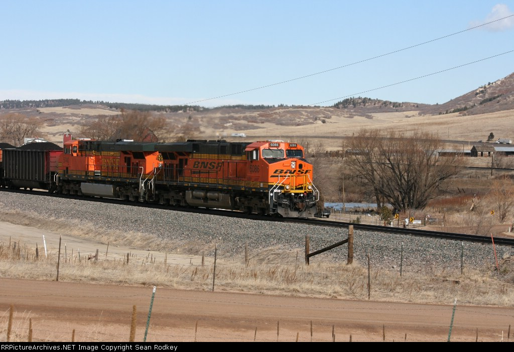BNSF 5740