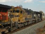 BNSF 6722 on NS 214