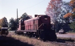 BATTENKILL 4116 ex D&H Alco RS3