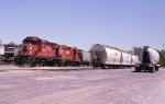 CP 1828 Transload facility, Kenwood Yard