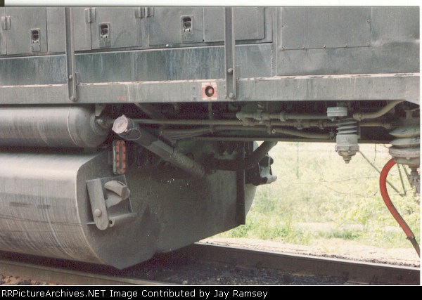 SECX 3820 Fuel Tank