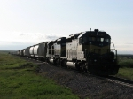 471 sits stretched across the South Dakota prairie