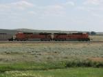 BNSF 9304 & 9345