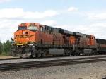BNSF 6034 & 5949