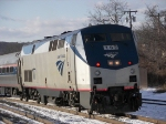 Amtrak 107