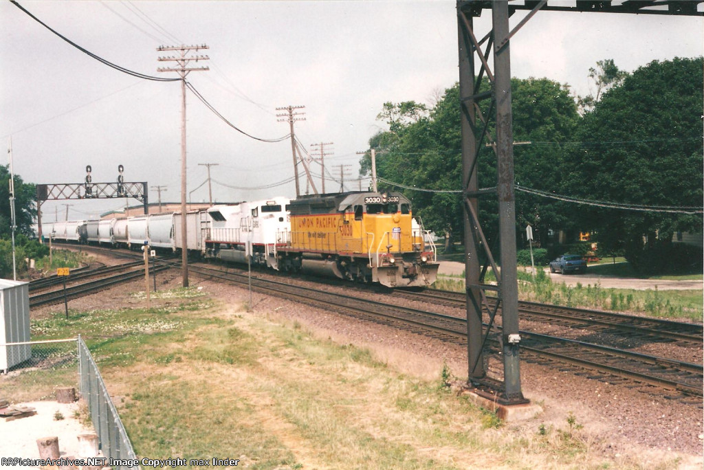 UP 3030