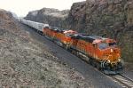 BNSF 7619 West