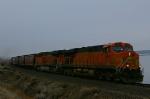 BNSF 7698 West