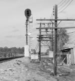 Trout River bridge signal