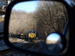 The Parsons Effect on CSX 723