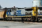 CSX 319 - Second on closed hopper train