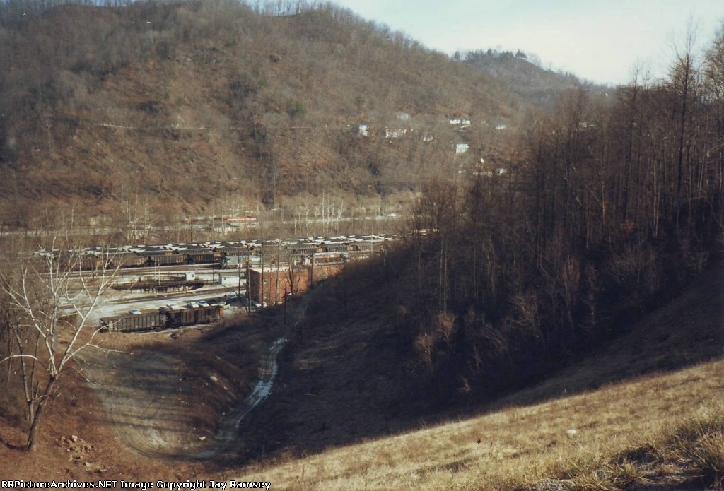 Hazard Yard from the bypass