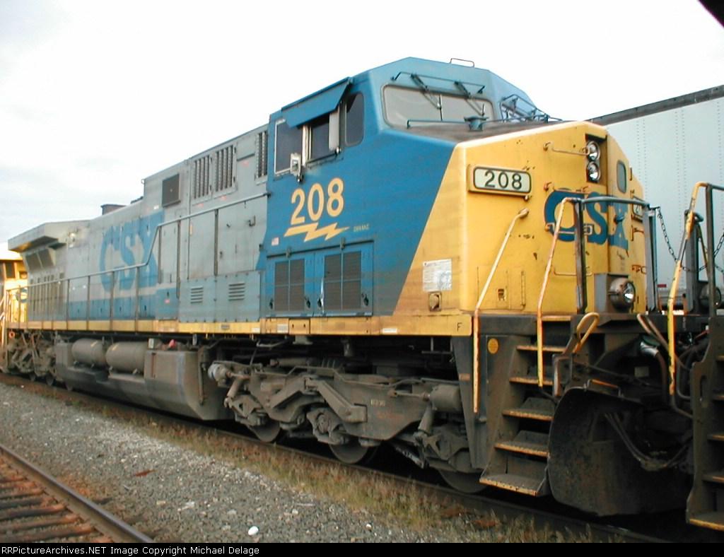 CSX 208