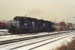 Intermodal waits to depart