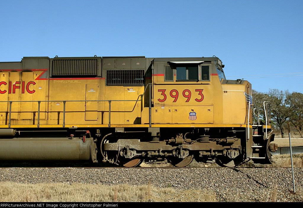 UP 3993