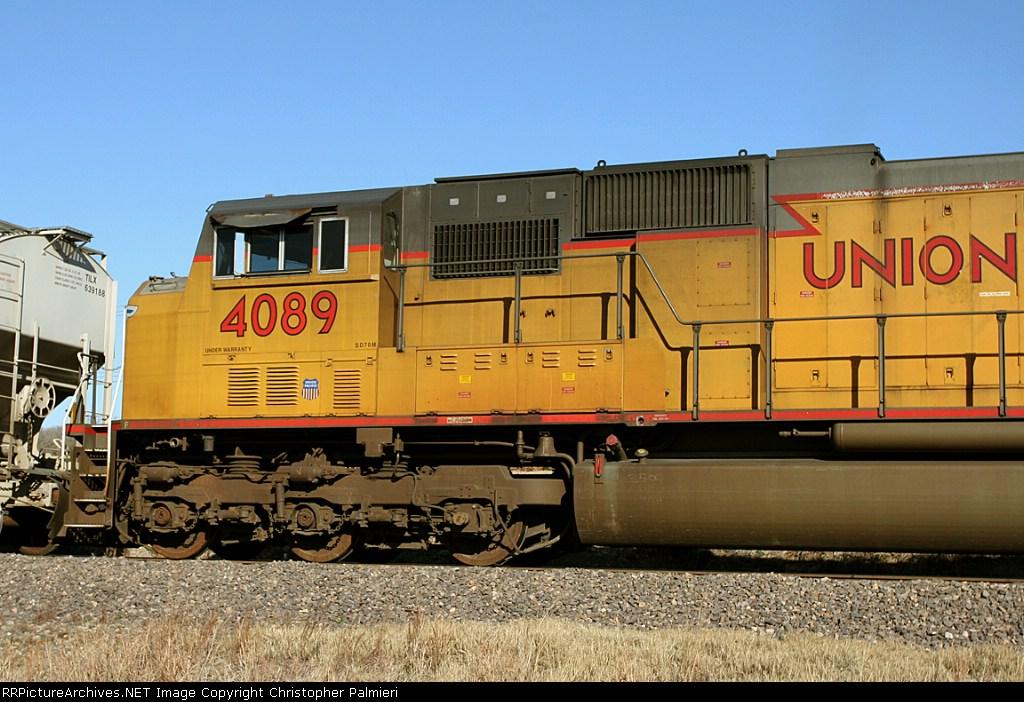 UP 4089