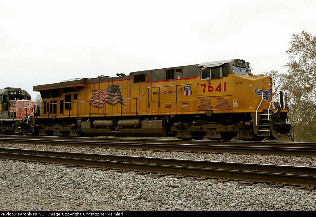 UP 7641