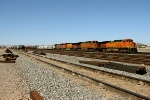 BNSF 4165 and BNSF 4809