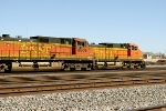 BNSF 4809 and BNSF 4165