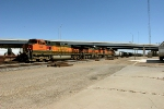 BNSF 1050, 1055, and 1037