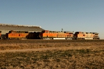BNSF 4912, 7403, and 4020