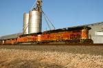 BNSF 4020 and BNSF 7403