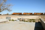 BNSF 7620, 5088, and 4378