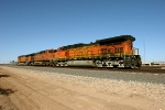 BNSF 5100, 5183, and 4018