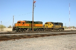 BNSF 2355 and BNSF 8735