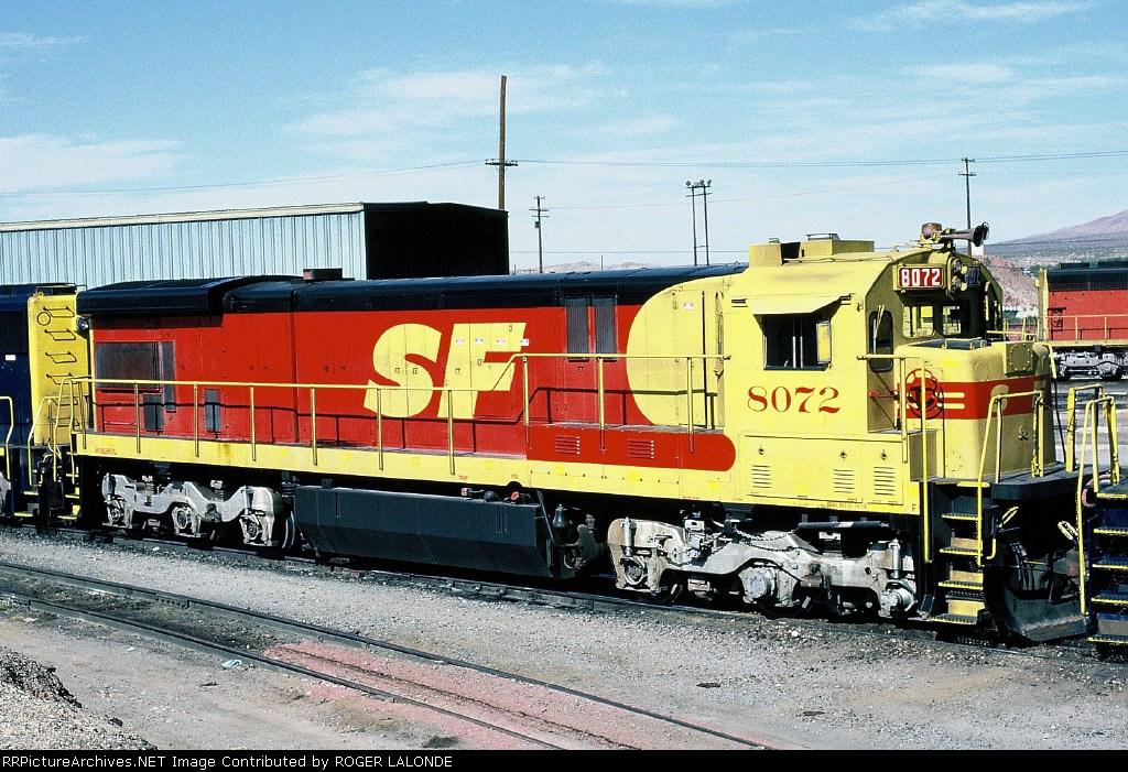 ATSF C30-7