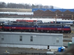 Metro North Rail Road F-10's