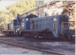 Golden Oak Locomotives