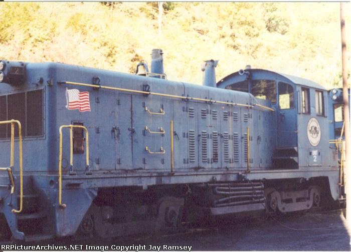 Golden Oak Engine 2