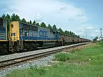 CSX 715 on this SB Coal train