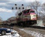 Outbound MBTA Under New(ish) Signals
