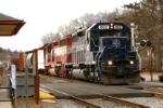 Pan Am Train EDNM