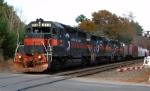 Guilford/PanAm Train RUED