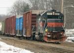 Train RUED's Pusher