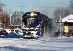 Pan Am Train 495ED