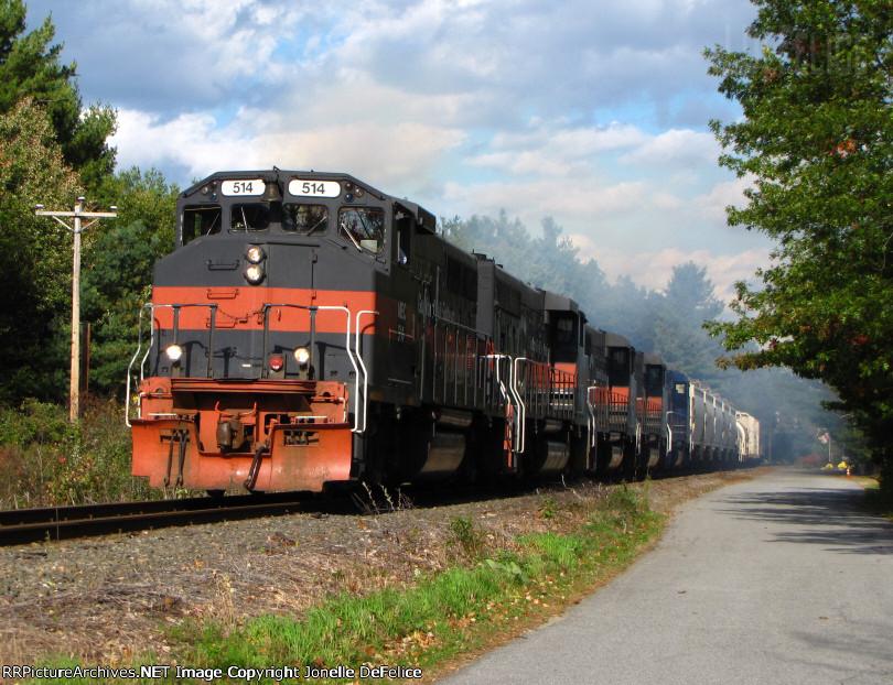 Train 495ED