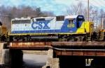 ROSTER SHOT: CSX #6215