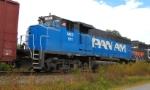 ROSTER SHOT: PanAm/MEC #511 (GP40-2LW)
