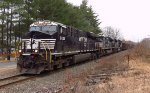 Loaded Bow NH Coal Train
