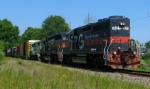 Train NA-1 w/NEGS #503